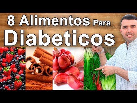 Los Mejores Alimentos y Dieta Para la Diabetes – Como Bajar el Azucar con Estos Remedios Caseros
