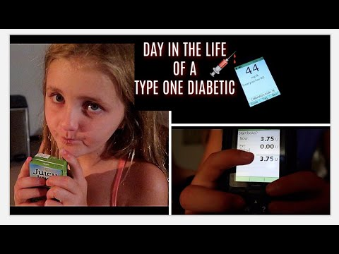 DAY IN THE LIFE OF A TYPE ONE DIABETIC💉