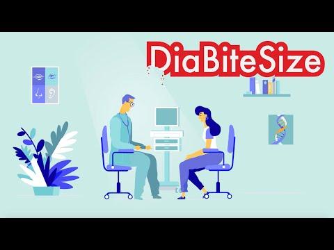 Diabetes and your kidneys – DiaBiteSize