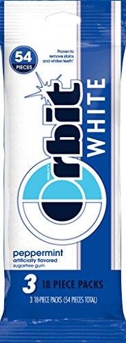 Orbit White Peppermint Sugarfree Multipack
