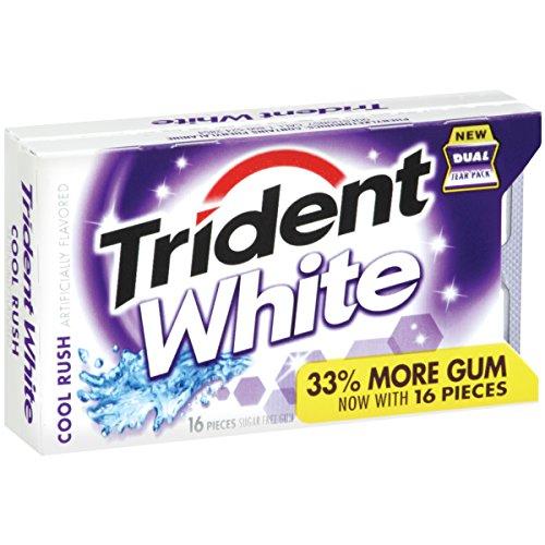 Trident White Sugar 16 Piece Package