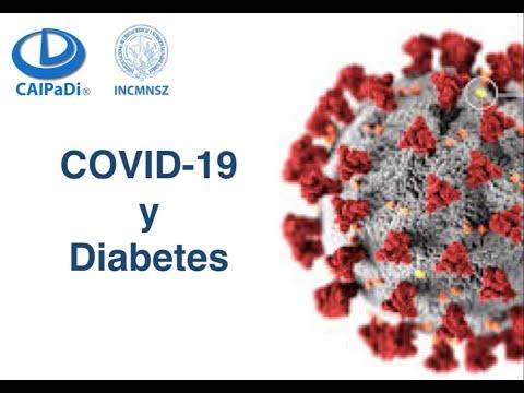 COVID 19 y diabetes