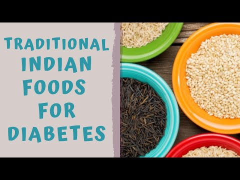 DIET FOR DIABETES – 5 TRADITIONAL INDIAN FOODS FOR PEOPLE WITH DIABETES