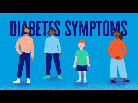 Diabetes symptoms | Signs of all types of diabetes | Diabetes UK