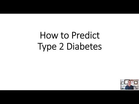 Dr. Ken Berry – 'How to Predict Type 2 Diabetes'