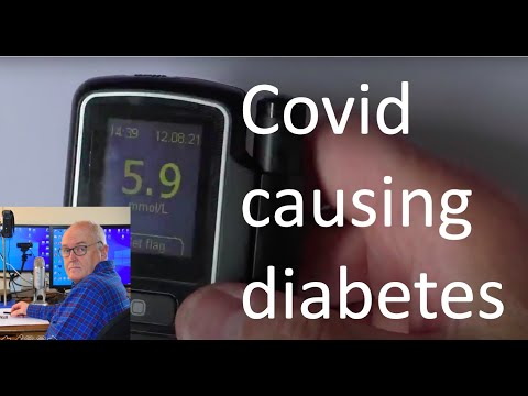 Covid causing diabetes