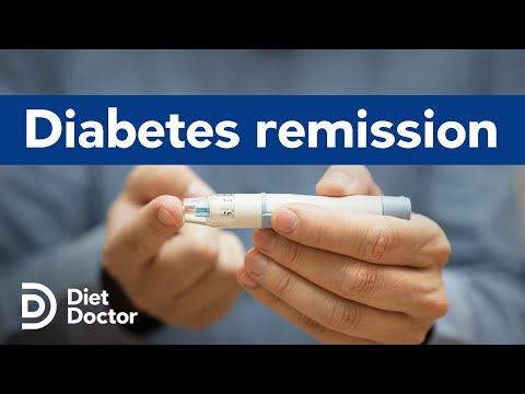 What a new diabetes remission definition means for you